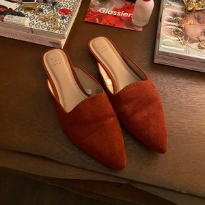 A New Day Flat Mules